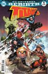 Titans comic books