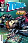 Titans #21 comic books for sale