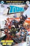 Titans #8 comic books for sale