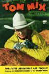 Tom Mix Western Comic Books. Tom Mix Western Comics.