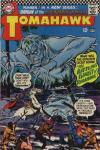 Tomahawk #106 comic books for sale