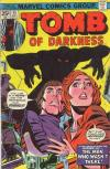 Tomb of Darkness #15 comic books for sale