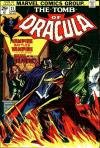 Tomb of Dracula #21 comic books for sale