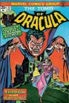 Tomb of Dracula #23 comic books for sale