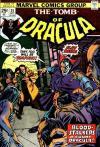 Tomb of Dracula #25 comic books for sale