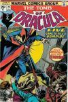 Tomb of Dracula #28 comic books for sale