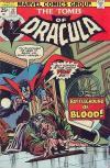 Tomb of Dracula #32 comic books for sale