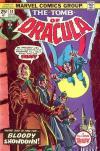 Tomb of Dracula #34 comic books for sale