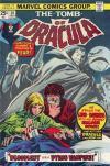 Tomb of Dracula #38 comic books for sale