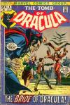 Tomb of Dracula #4 Comic Books - Covers, Scans, Photos  in Tomb of Dracula Comic Books - Covers, Scans, Gallery