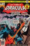 Tomb of Dracula #50 comic books for sale