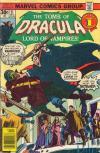 Tomb of Dracula #51 comic books for sale