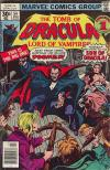 Tomb of Dracula #54 comic books for sale