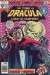 Tomb of Dracula #55 comic books for sale