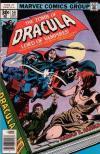 Tomb of Dracula #56 comic books for sale