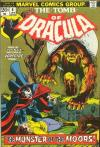 Tomb of Dracula #6 comic books for sale