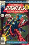 Tomb of Dracula #62 comic books for sale