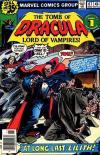 Tomb of Dracula #67 comic books for sale