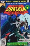 Tomb of Dracula #70 comic books for sale