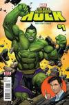 Totally Awesome Hulk comic books