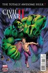 Totally Awesome Hulk #7 comic books for sale