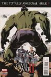 Totally Awesome Hulk #9 comic books for sale
