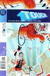 Touch comic books