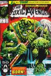Toxic Avenger comic books