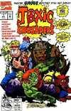 Toxic Crusaders Comic Books. Toxic Crusaders Comics.