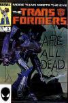 Transformers #5 comic books for sale