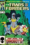 Transformers #8 comic books for sale