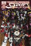 Transformers: Drift - Empire of Stone #4 comic books for sale