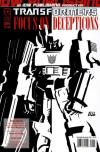 Transformers: Focus on Deceptions comic books