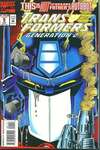 Transformers: Generation 2 comic books