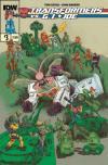 Transformers vs. G.I. Joe #3 comic books for sale