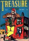 Treasure Comics #3 Comic Books - Covers, Scans, Photos  in Treasure Comics Comic Books - Covers, Scans, Gallery