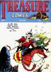 Treasure Comics #5 comic books for sale