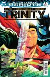 Trinity Comic Books. Trinity Comics.