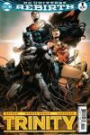 Trinity #1 comic books for sale