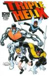 Triple Helix #3 comic books for sale