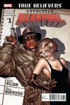 True Believers: Detective Deadpool Comic Books. True Believers: Detective Deadpool Comics.