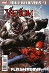 True Believers: Venom - Flashpoint Comic Books. True Believers: Venom - Flashpoint Comics.