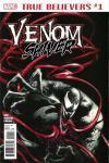 True Believers: Venom - Shiver Comic Books. True Believers: Venom - Shiver Comics.
