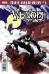 True Believers: Venom - Symbiosis Comic Books. True Believers: Venom - Symbiosis Comics.