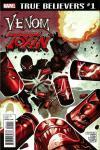 True Believers: Venom - Toxin comic books