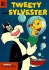 Tweety and Sylvester #10 comic books for sale