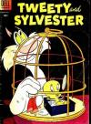 Tweety and Sylvester #8 comic books for sale