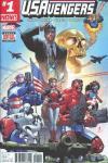 U.S. Avengers Comic Books. U.S. Avengers Comics.