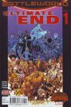Ultimate End Comic Books. Ultimate End Comics.