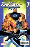 Ultimate Fantastic Four #7 comic books for sale